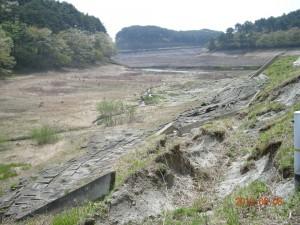福島県 須賀川市 藤沼湖